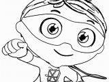 Woofster Coloring Pages Super why Coloring Pages Best for Kids within P Free Page