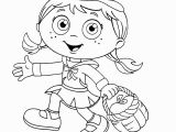 Woofster Coloring Pages Super why Coloring Pages