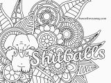 Word Coloring Pages Printable Free Swear Word Coloring Pages for Adults