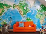 World Map Wall Mural Ikea toys R Us World Mural Wallpaper Design Ideas