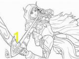 World Of Warcraft Coloring Pages 23 Best Warcraft Coloring Pages Images