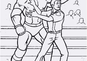 Wwe Coloring Pages Of John Cena Mal Vorlage