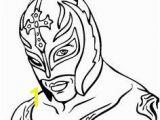 Wwe Rey Mysterio Mask Coloring Pages 18 NejlepÅ¡ch Obrázků Na Pinterestu Na Téma Rey Mysterio 619