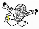 Wwe Rey Mysterio Mask Coloring Pages 37 Best Coloring Pages Wwe Images