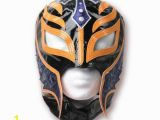 Wwe Rey Mysterio Mask Coloring Pages Rey Mysterio Mask Sports