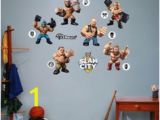 Wwe Wall Mural Uk 11 Best Fatheads Images