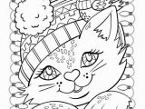 Www Crayola Com Free Coloring Pages Christmas Christmas Cat and Cardinal Coloring Page