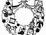 Www Crayola Com Free Coloring Pages Christmas Christmas Wreath