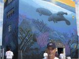 Wyland Murals Robert Wyland Murals In the Keys Key Largo at Mile Marker 99