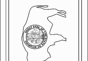 Wyoming Flag Coloring Page Wyoming Flag Coloring Page New Pennsylvania State Flag Coloring Page