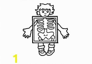 X Ray Printable Coloring Pages Letter X Coloring Book Free Printable Pages