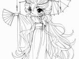 Yampuff Food Coloring Pages Awesome Chibi Anime Coloring Pages Heart Coloring Pages