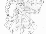 Yampuff Food Coloring Pages Carrot Cupcake Chibi Mission Sketch by Yampuff On Deviantart