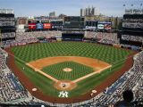 Yankee Stadium Wall Mural New York Yankees Stadium Wallpaper 52 Images