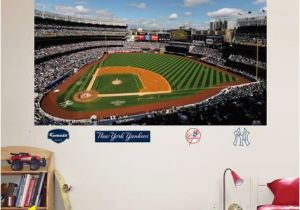 Yankee Stadium Wall Mural Yankee Stadium Wall Mural Myshindigs