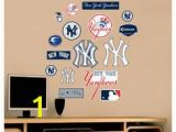 Yankees Wall Mural 17 Best Yankees Rooms Images