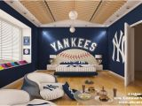 Yankees Wall Mural How Awesome Would It Be to A Room Dedicated to the Yankees I
