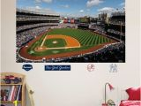 Yankees Wall Mural Yankee Stadium Wall Mural Myshindigs