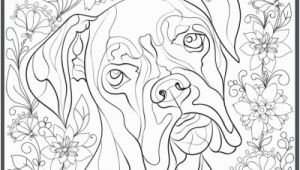 Year Of the Dog Coloring Pages De Stress with Dogs Downloadable 10 Page Coloring Book for