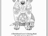 Year Of the Dog Coloring Pages Pin by Mary Gates On Doxie In 2020