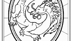 Year Of the Dragon Coloring Page Chinese New Year Year Of the Dragon Coloring Page