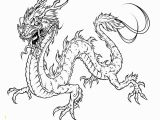 Year Of the Dragon Coloring Page Dragons and Fairies Coloring Pages