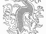 Year Of the Dragon Coloring Page Free Printable Chinese Dragon Coloring Pages for Kids