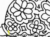 Yertle the Turtle Coloring Page 27 Yertle the Turtle Coloring Pages