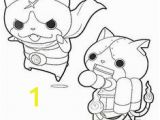 Yo Kai Watch Coloring Pages 8 Best 妖怪手錶 Images