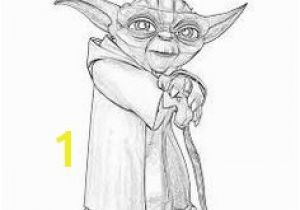Yoda Head Coloring Page Yoda Coloring Page Party Ideas Pinterest