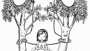 Yoga Poses Coloring Pages Manic Mrs Stone 30daysmindandbody Free Kids Yoga