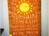 You are My Sunshine Wall Mural 92 Best You are My Sunshine Images