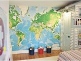 Young House Love Wall Mural Reader Redesign He S Got the whole World