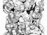 Young Marvel Coloring Pages Avengers Coloring Pages Idea