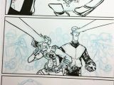 Young Marvel Coloring Pages Skottie Young