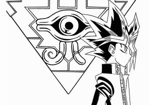 Yu Gi Oh Coloring Pages to Print Yu Gi Oh Coloring Pages