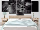 Zebra Print Wall Murals 2019 Canvas Wall Art Posters Prints Canvas Painting Wall Modular