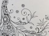 Zen Doodle Coloring Pages Printable Secret Garden