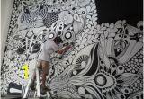 Zentangle Wall Mural Zentangle Uniposca Cerca Con Google Diy for Le Home