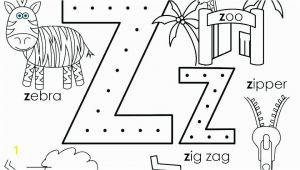 Zipper Coloring Page Beautiful Letter Z Coloring Page Heart Coloring Pages
