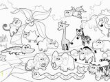 Zoo Animal Coloring Pages for toddlers Get This Line Zoo Coloring Pages for Kids