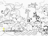 Zoo Animals Coloring Pages Zoo Animals Coloring Pages Coloring Pages Baby Zoo Animals Unique I