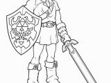 Zoro Coloring Pages Free Printable Zelda Coloring Pages for Kids