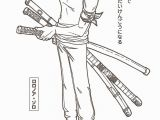 Zoro Coloring Pages New E Piece Coloring Sheet Gallery